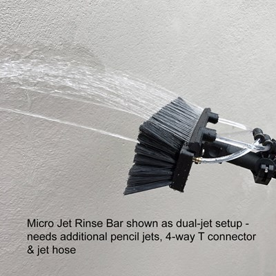Micro Jet Rinse Bar 10in  Gardiner Image 92
