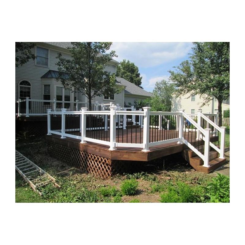 Deck & Wood Stain Moorestown Brown DRP Image 1