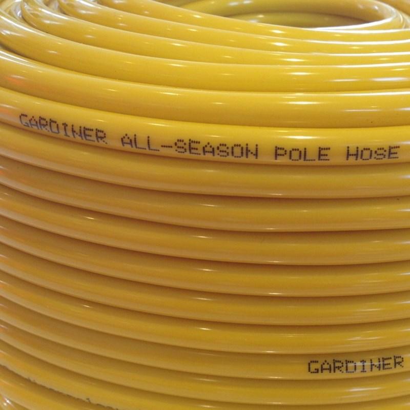 Gardiner Hose Yellow All Season Pole Image 1