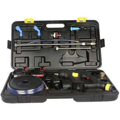 ProTool Power Sprayer Chemical Sprayer Gun w/ 2 Batteries  Image 10