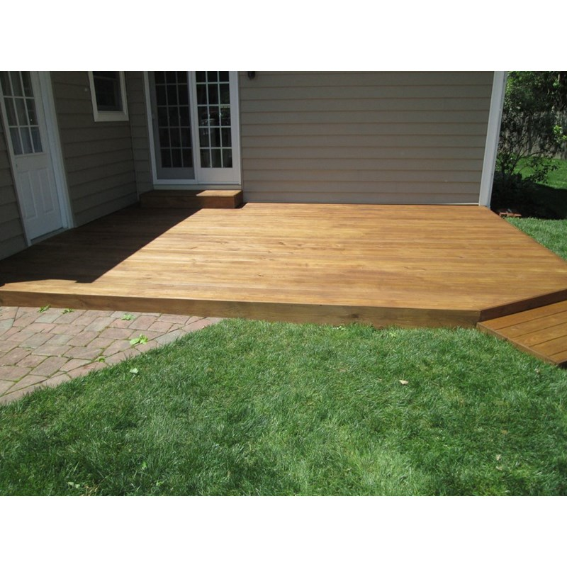 Deck & Wood Stain Seneca Brown DRP Image 3