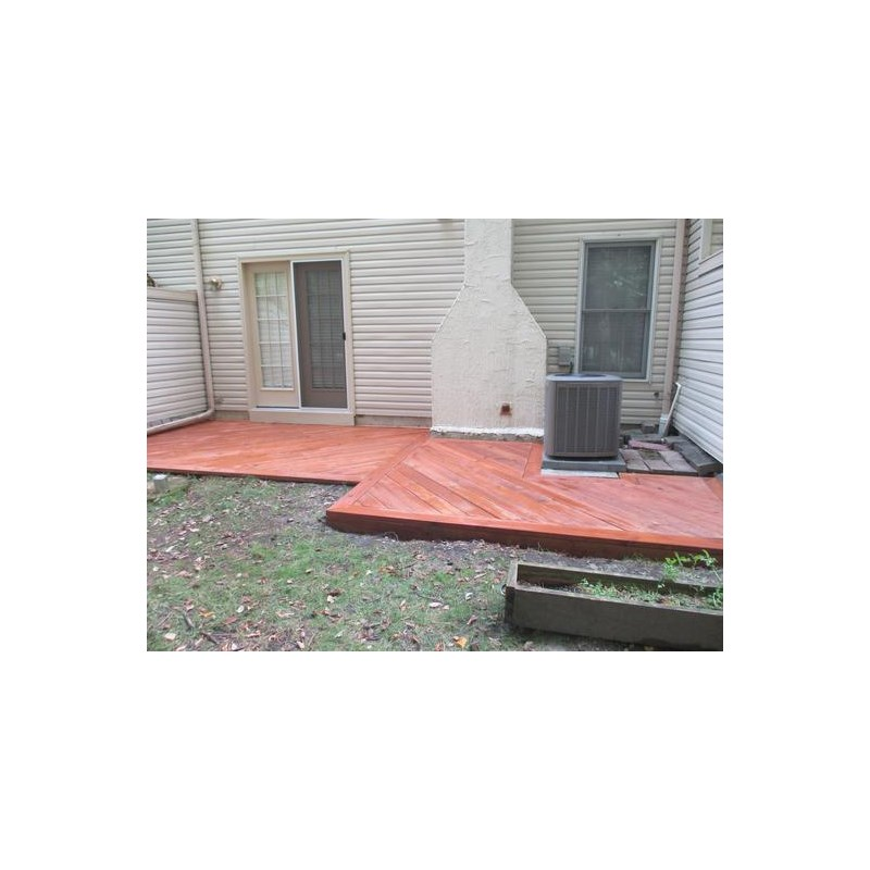 Deck & Wood Stain Shamong Red DRP Image 2