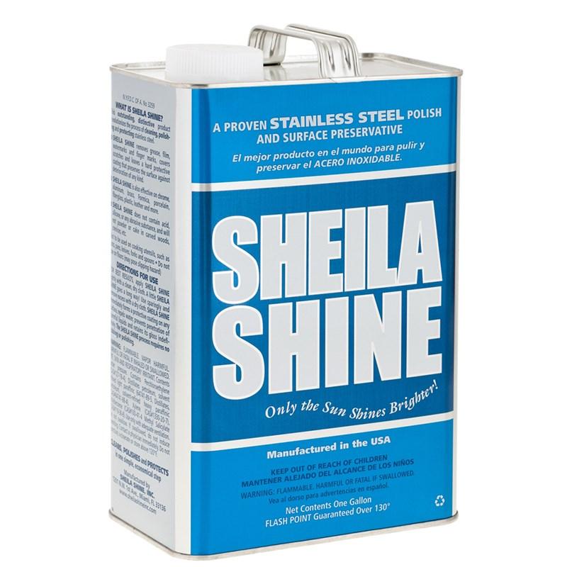 Sheila Shine Stainless Steel Cleaner Restorer Image 1