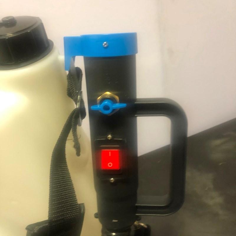 Sprayer ULV 5 to 50micron 110v   Image 3
