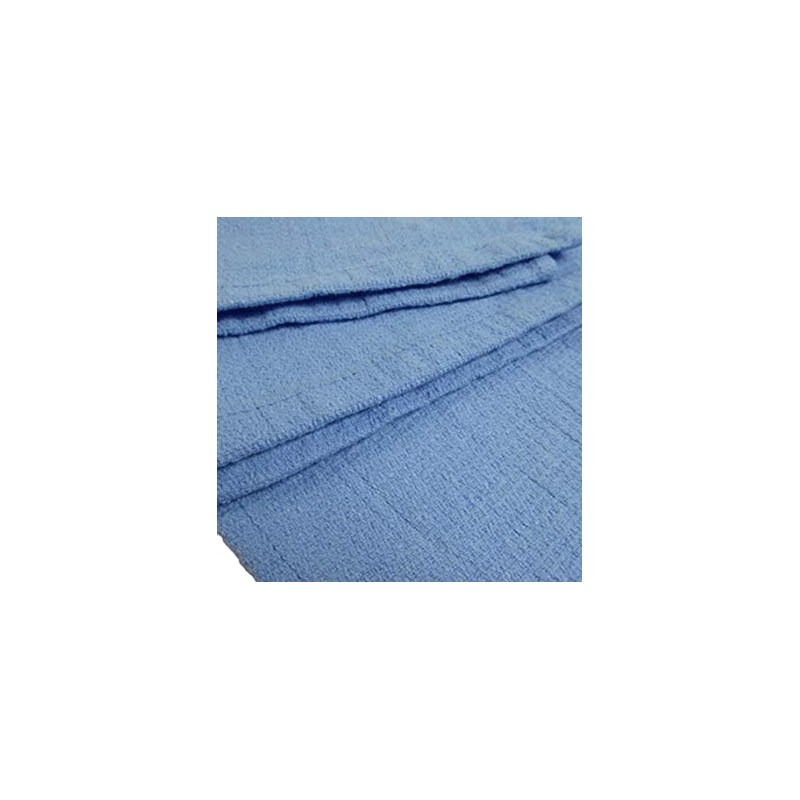 Towel Surgical Blue NEW Pre-washed 10LB Image 1