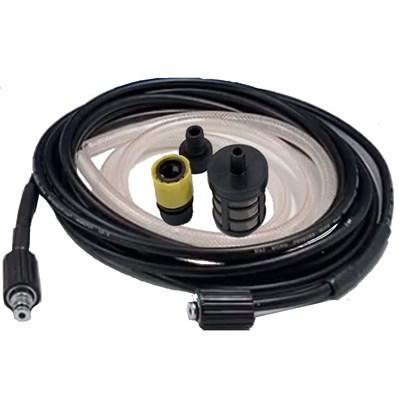Wash Sprayer 110V for Houses, Siding, Buildings, Decks, Fences. Autos Image 3