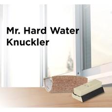 Mr. Hard Water Knuckler