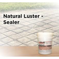 Natural Luster - Sealer