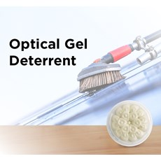 Optical Gel Deterrent
