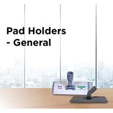 Pad Holders - General