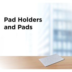 Pad Holders and Pads