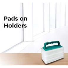 Pads on Holders