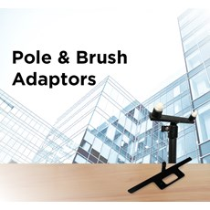 Pole & Brush Adaptors