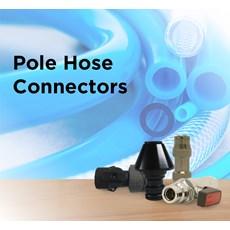 Pole Hose Connectors
