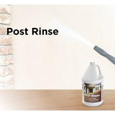 Post Rinse