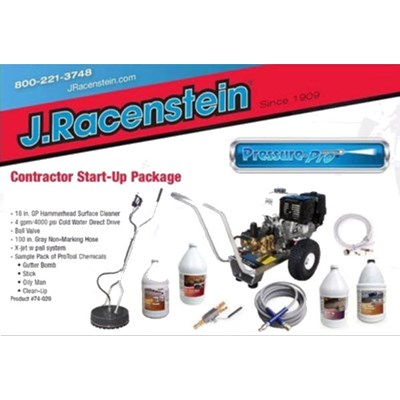 Pressure Washing Contractor Kit