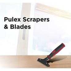 Pulex Scrapers & Blades