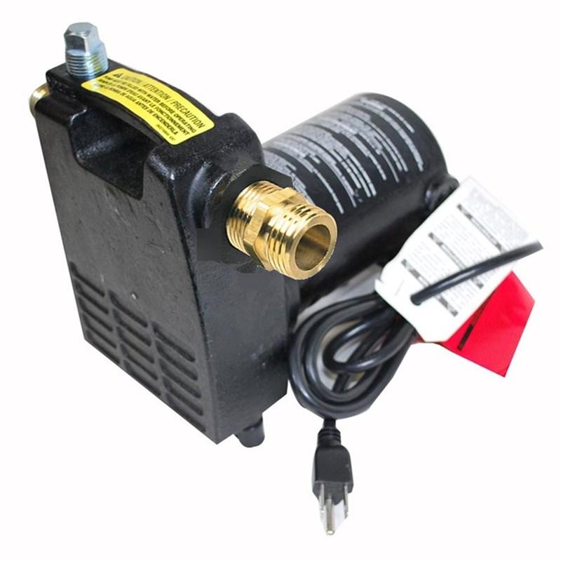 Pump 110v Boost Water Pressure add 40psi