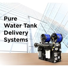 Pure Water Tank Delivery Systems