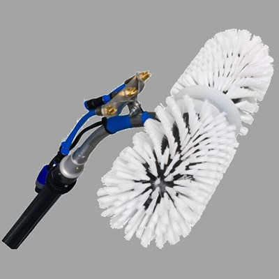Qleen Rotating Brush System, 23.5 in.