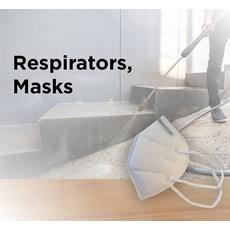 Respirators, Masks