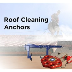 Roof Cleaning Anchors