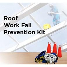 Roof Work Fall Prevention Kit