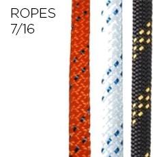 Ropes 7/16