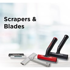 Scrapers and Blades