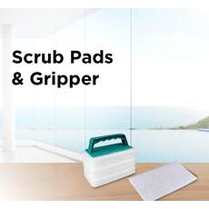 Scrub Pads & Gripper