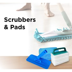 Scrubbers and Pads