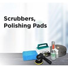 Scrubbers, Polishing Pads