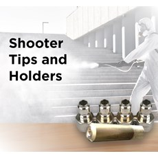 Shooter Tips and Holders