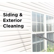 Siding & Exterior Cleaning