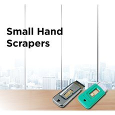 Small Hand Scrapers