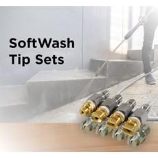 SoftWash Tip Sets