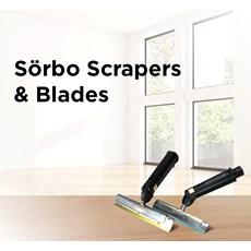 Sörbo Scrapers & Blades
