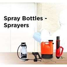 Spray Bottles - Sprayers