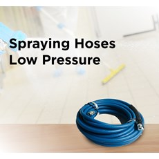 Spraying Hoses Low Pressure