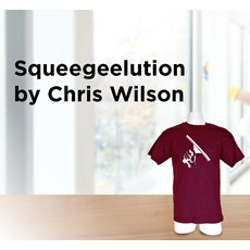 Squeegeelution by Chris Wilson