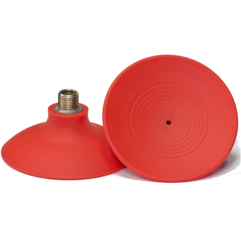 Suction Cup 05in Replacement RED