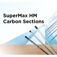 SuperMax HM Carbon Sections