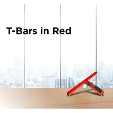 T-Bars in Red