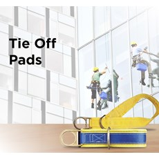 Tie Off Pads