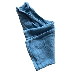 Towel Surgical Blue 10LB Recycled 16x30