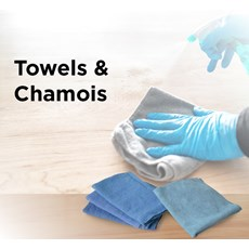 Towels and Chamois