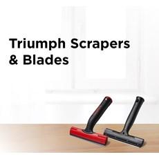 Triumph Scrapers & Blades