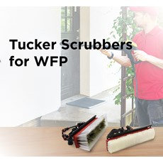 Tucker Scrubbers for WFP