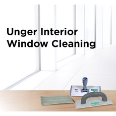 Unger Interior Window Cleaning