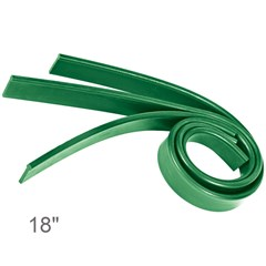 Power Rubber Green 18in (10 Pack) Unger